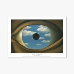 Clouds Eyes - 르네 마그리트 003