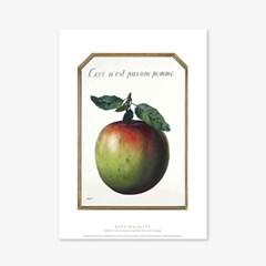 Ceci n'est pas une pomme - 르네 마그리트 002