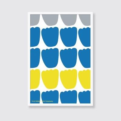 [포스터] TULIP PARADE (A3)