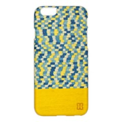 아이폰6s/6 우드케이스 - 옐로우서브마린