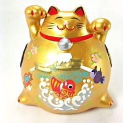 마네키네코 황금 복고양이 후지산 저금통(795237)