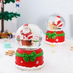 크리스마스 산타 선물 오르골