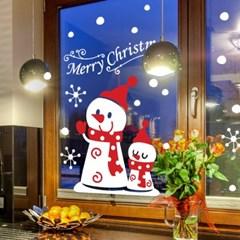 제제데코 크리스마스 눈꽃 스티커 장식 CMS4J035_(837121)