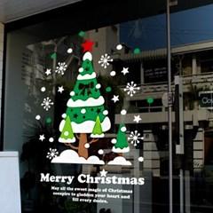 제제데코 크리스마스 눈꽃 스티커 장식 CMS4J026_(837112)