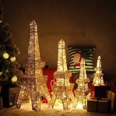 블링 골드 에펠탑(전구포함)-4size_(1402647)