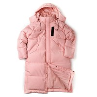 [FW18 SCS] Stereo MA-1 Long Down Parka(Pink)_(651667)