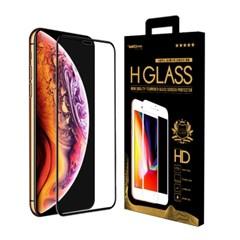 [별다섯] H GLASS 아이폰 풀커버 강화유리 (I6~XS/MAX/XR)
