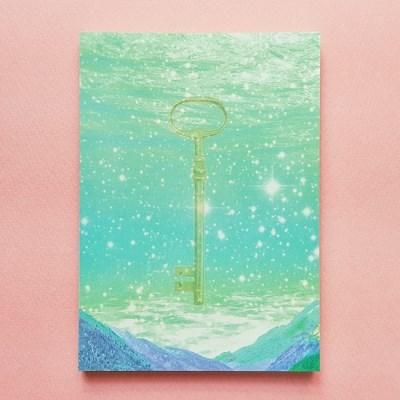 [에코드소울] Memo Pad - Dreamy Ocean