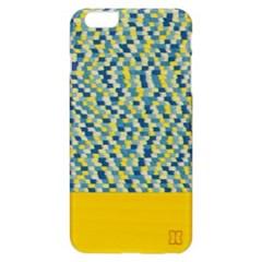 아이폰6s/6플러스 우드케이스 - 옐로우서브마린