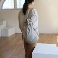 monochrome shoulder bag _ beige