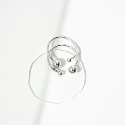2balls ring set ring