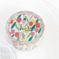 Flower Pattern Masking Tape