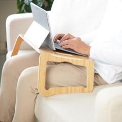 이케아 BRADA 접이식 노트북받침대/랩탑테이블