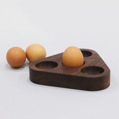 삼각 계란트레이 4구