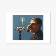 La Lampe philosophique - 르네 마그리트 036