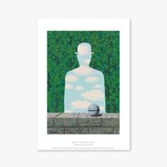 La belle promenade - 르네 마그리트 028