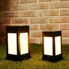 LED 태양광 문주등 5W/대/소