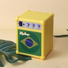 USB 미니 앰프 스피커(3W) - 브라질