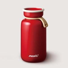 [MOSH] 모슈 보온보냉 라떼 텀블러 450 레드