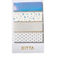 [KITTA] 포켓형 마스킹 테이프 리미티드_KITL004 컬러스톤