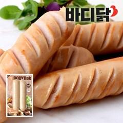 [바디닭] 오리지널 닭가슴살 소시지 1팩_(739805)