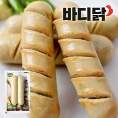 [바디닭] 매콤청양고추 닭가슴살 소시지 1팩_(739815)