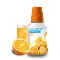 소다스트림 에이드믹스 오렌지 (탄산수시럽)