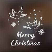 크리스마스 스티커 xms003