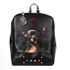 와니지 치와와백팩/ chihuahua backpack