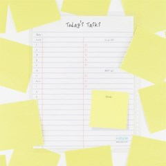 노트북 시간표Schedule Board (Notebook Timetable)
