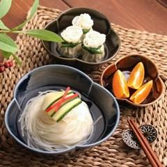 일본식기 이로카 꽃종지_(1058593)
