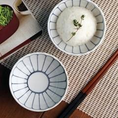 일본식기 데이지 볼접시 10.5cm_(1058583)