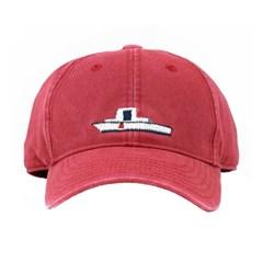 [Hardinglane]Kid`s Hats Fishing Boat on wethered red