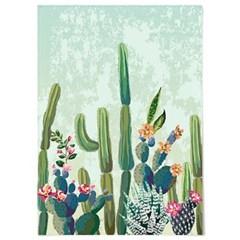 패브릭 포스터 F236 식물 인테리어 액자 선인장 그림