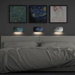 세이럭스 동작감지 LED 센서등/취침등/타공없는 설치