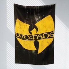 WU-TANG 우탱 패브릭 포스터 힙합 태피스트리 (60x90cm)