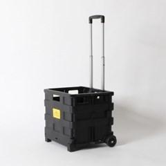 접이식 마트 장바구니 베니 핸드 카트 33L/25kg