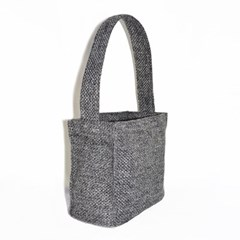 mini square bag / gray