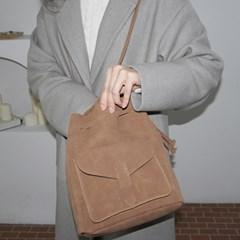 Big pocket shoulder bag
