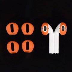 [갓샵 초슬림 에어팟이어팁 4colors] 실리콘 이어캡 고무 에어팁
