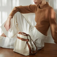 LIGNE BAG _ BROWN
