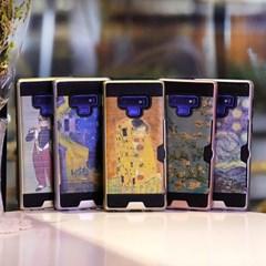 LG G6 (LG G600) Obli-Obra 명화 카드 범퍼 케이스