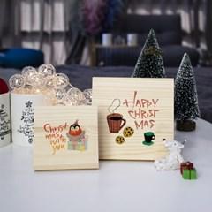 1AM 크리스마스 인테리어 액자 선물 주문제작 가능_(1233691)