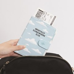 Valfré Mentally Somewhere Else Passport Holder