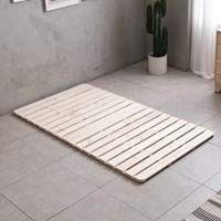 잉글우드 지오 북유럽 삼나무 깔판 침대(매트제외-S)_(11988115)