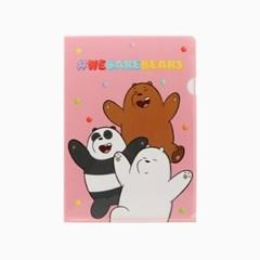 위 베어 베어스 파일폴더 - #WE BARE BEARS