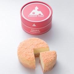 [치즈트랩] 더블프로마쥬 치즈케이크 딸기(냉동)