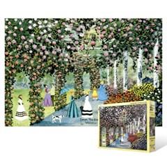 500피스 직소퍼즐 - 정원