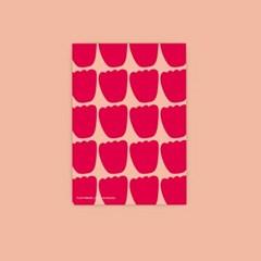 [엽서] TULIP PARADE PINK (A6)