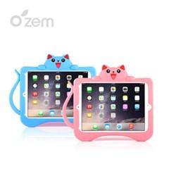 [Ozem] 아이패드에어2/프로9.7 어린이안전 고양이 실리콘케이스
